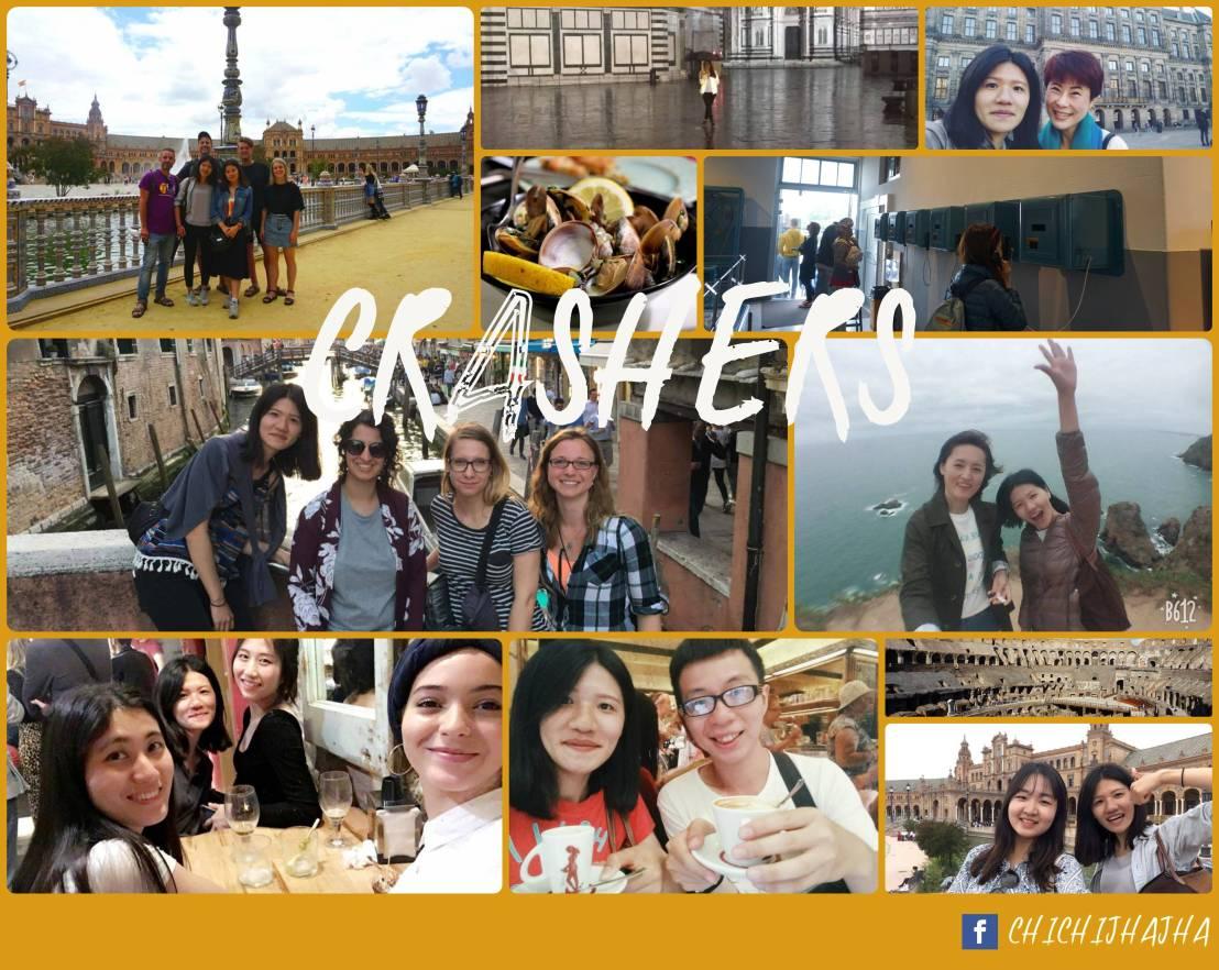 行前準備+行程分享-12萬歐洲35天獨身自助遊!